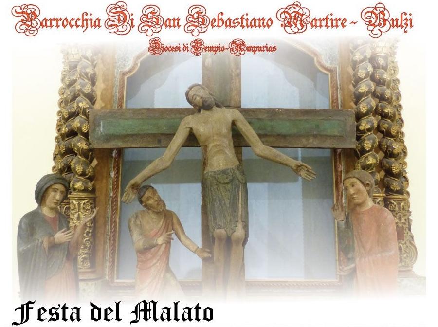 Festa del Malato e de Su Rughefissu - Bulzi